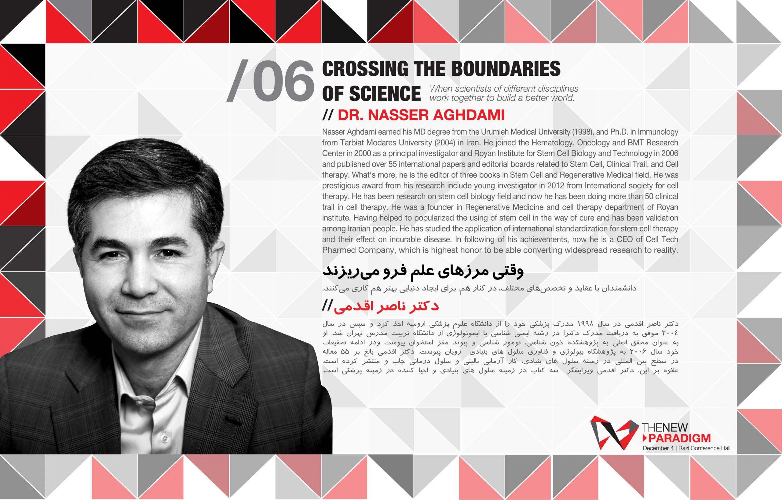 دکتر ناصر اقدمی