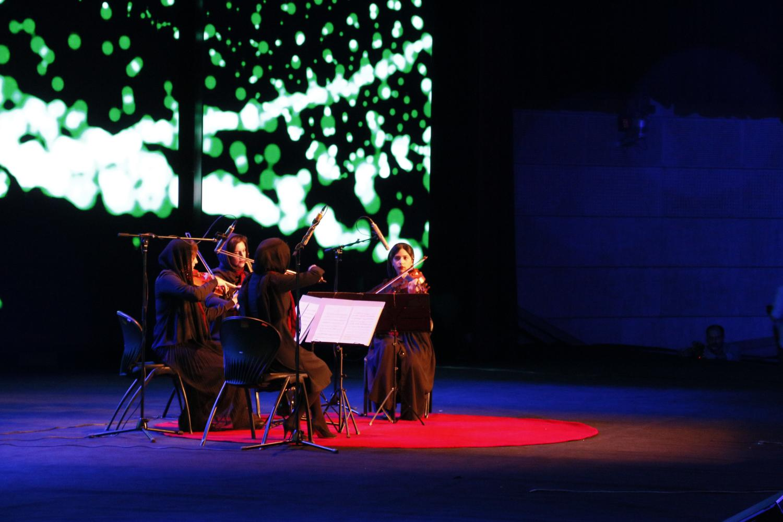 اجرای موسیقی شهرزاد
