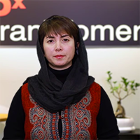 Sanaz Sadooghi