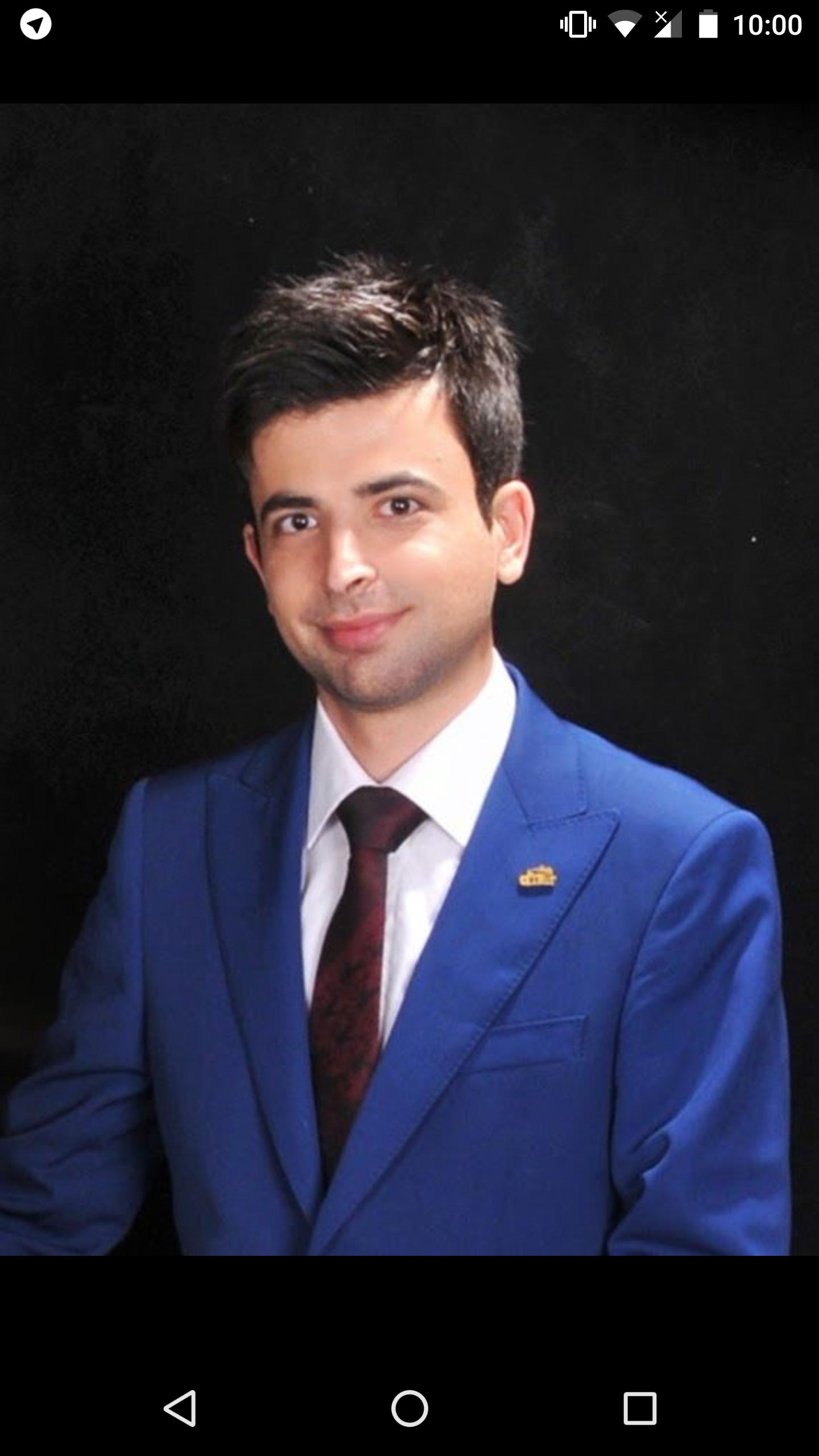 Amid Aliaghazadeh