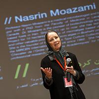 Dr.Nasrin Moazami